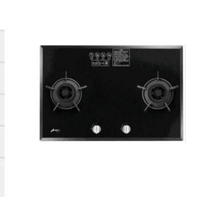 玻璃檯面爐系列 SB-2170 黑_白色玻璃面