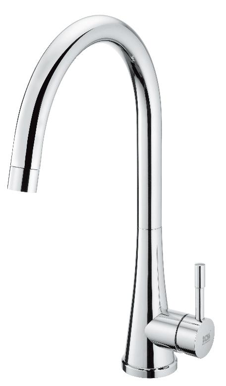 無鉛廚房立式龍頭(25L)  D-00222