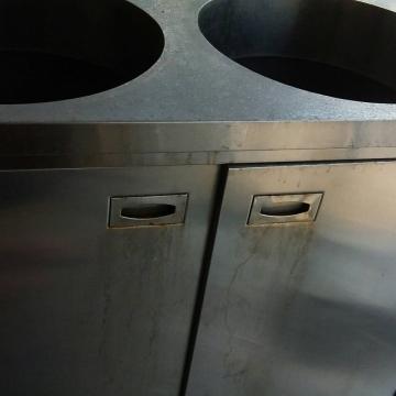 不銹鋼湯桶架