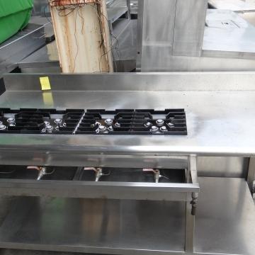 下檯板西餐爐