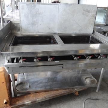 水煎包 鍋貼煎台