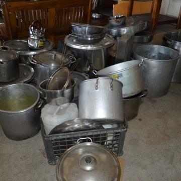 鍋碗瓢盆(七)