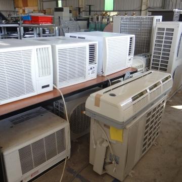 窗型冷氣機
