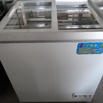 對拉式冰櫃