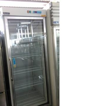 單門展示冰箱