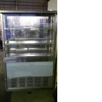 冷藏冷凍式攤車