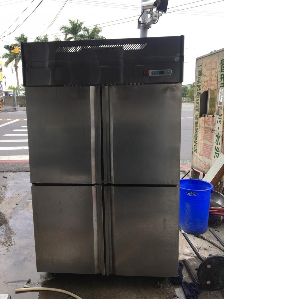 四門全冷藏冰箱