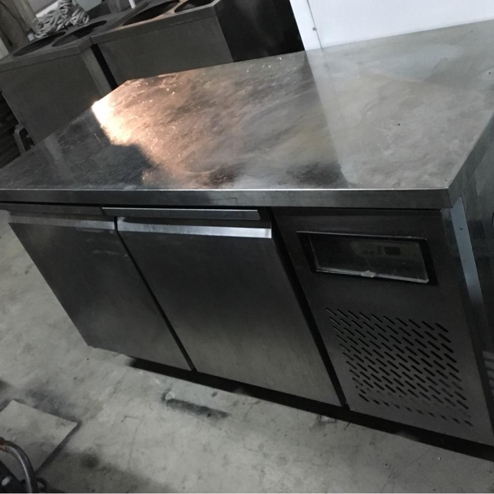 5尺全凍工作台冰箱