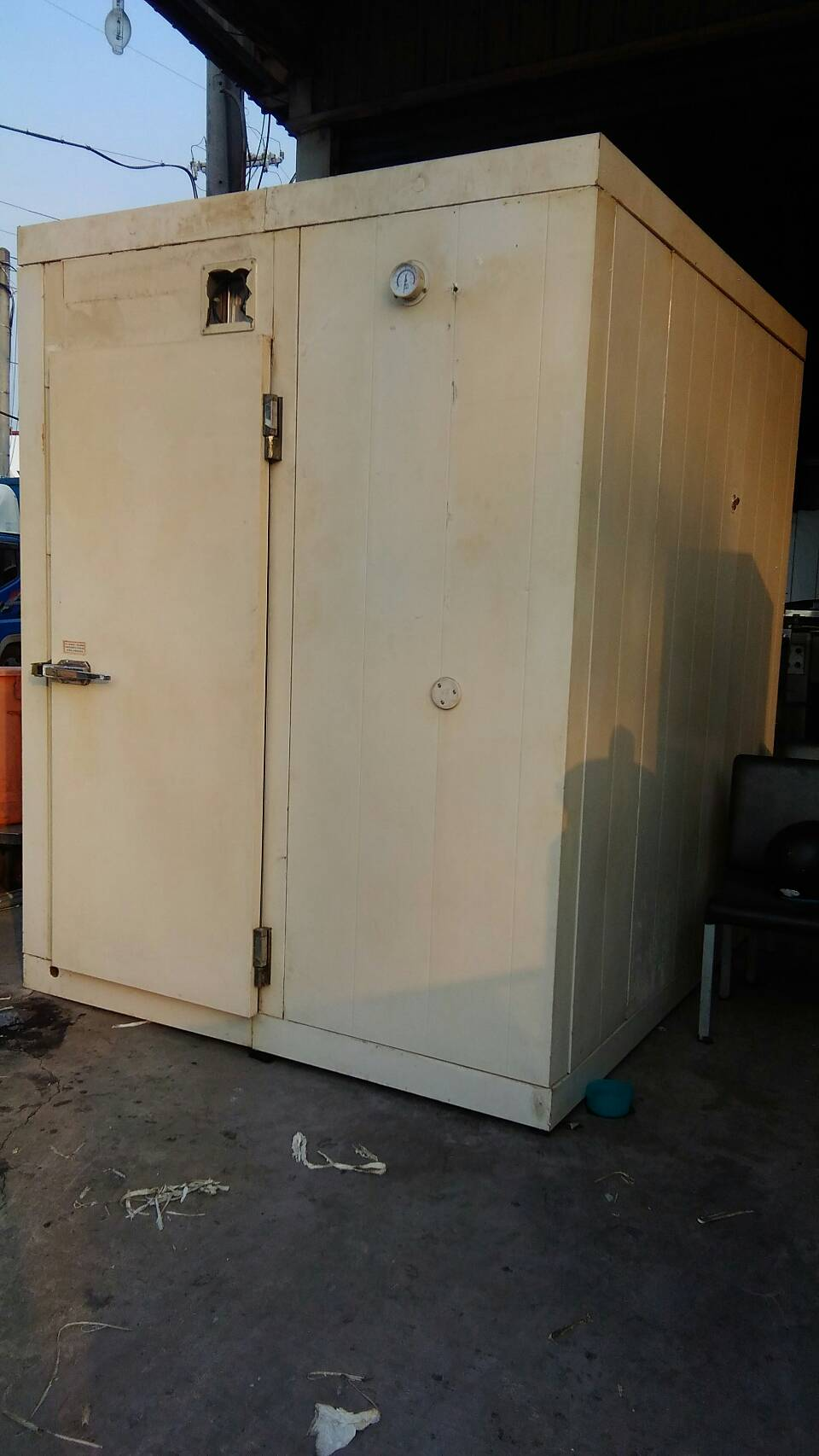 組合式冷凍冷藏庫