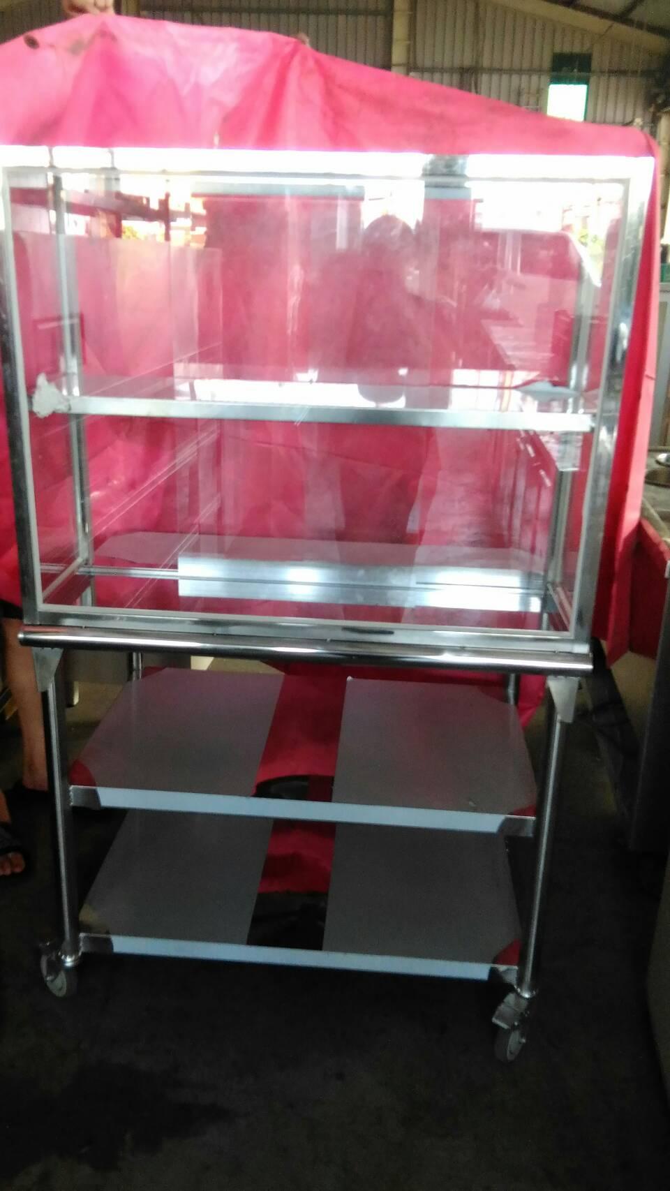 三尺玻璃展示台