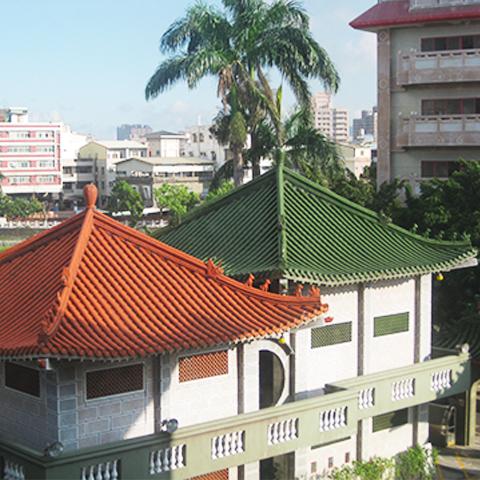 中國瓦-又俗稱廟瓦