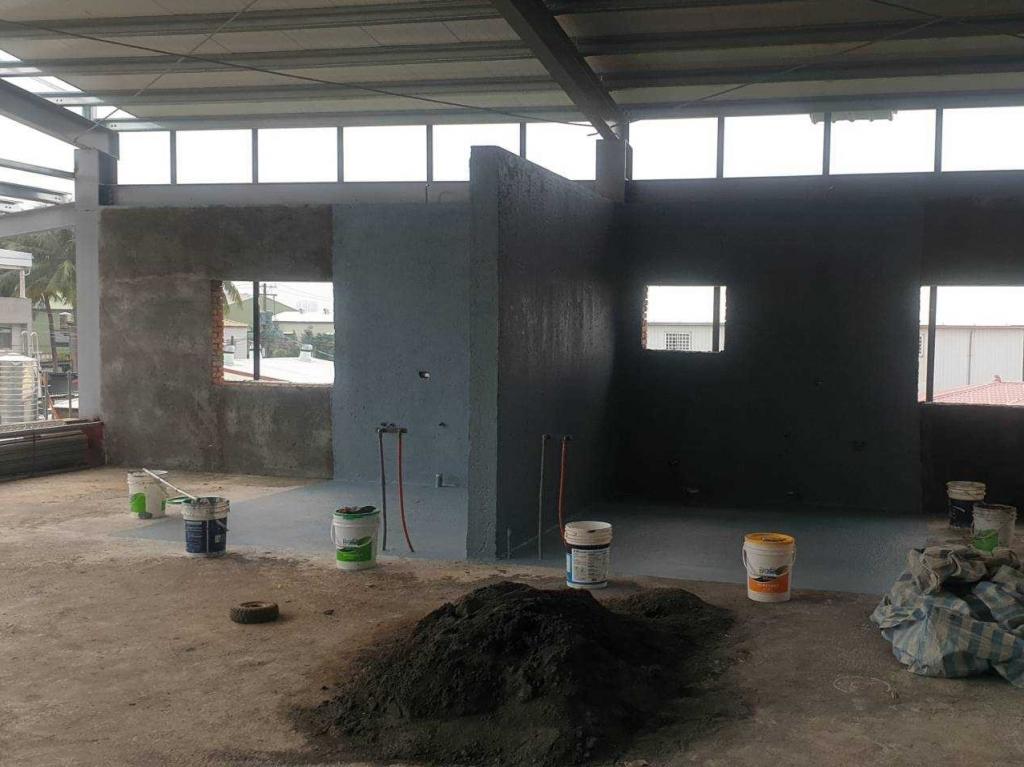 高雄水管路廠房新建工程