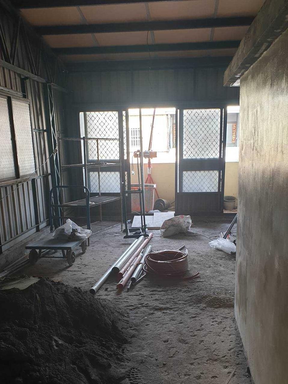 高雄福安街透天整修工程