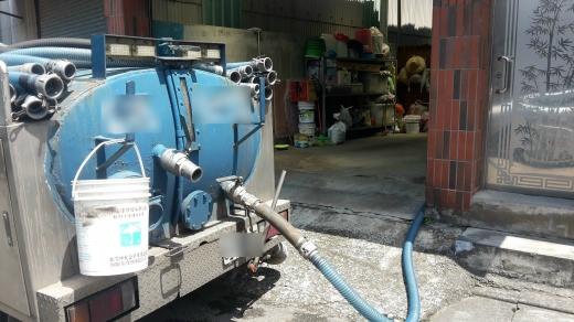 觀音區抽水肥馬桶不通水管包通