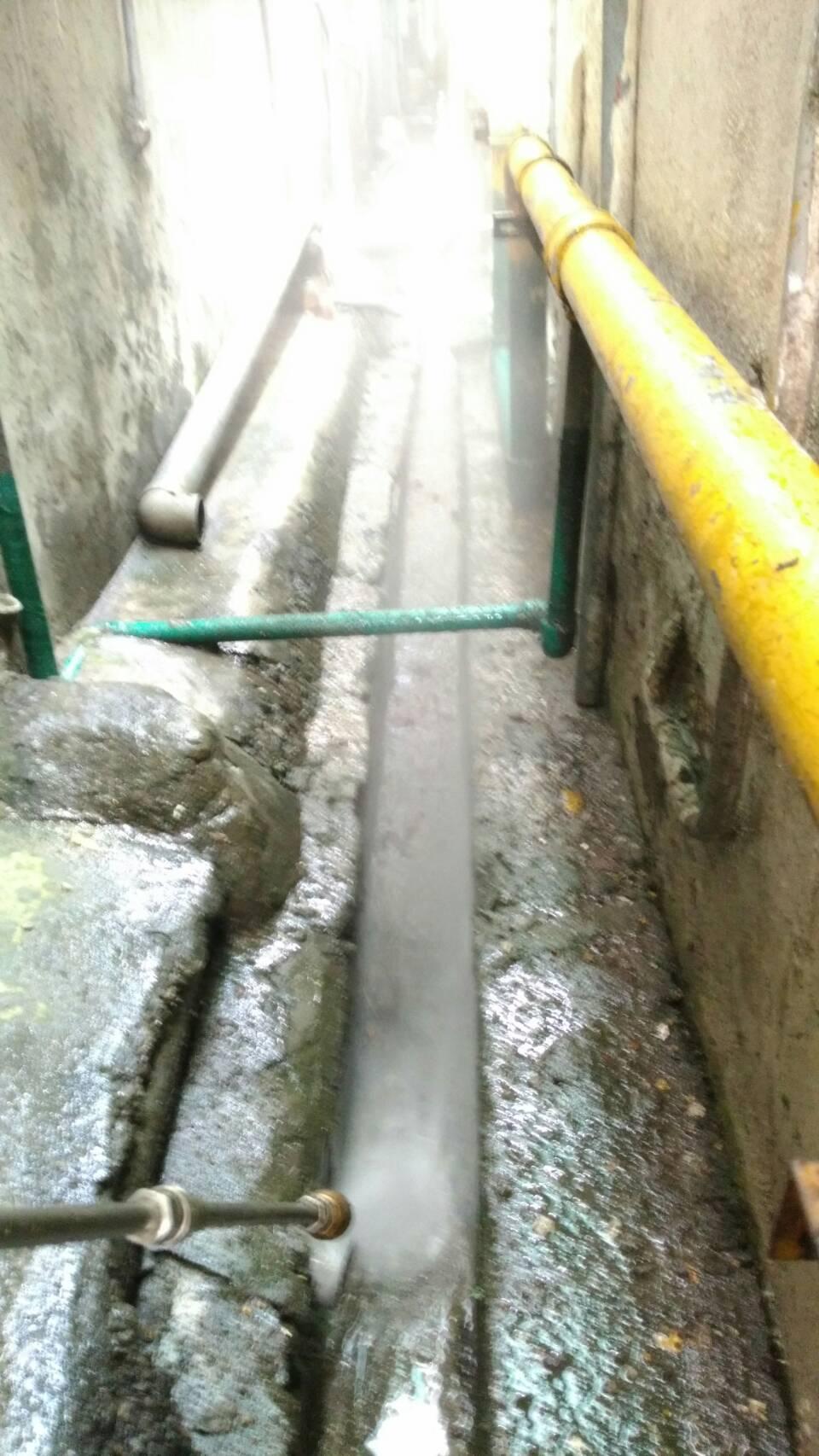 台中水溝疏通