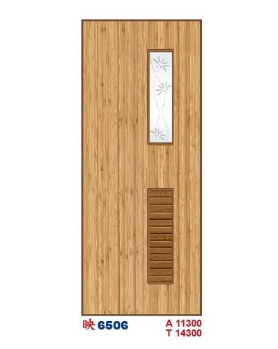 浴廁門 6506