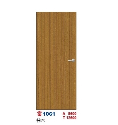 雷克拉鑲花厚板 柚木 雷1061