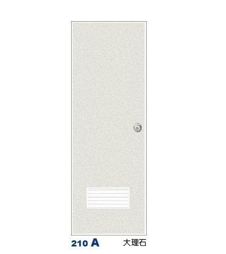 浴廁門 波音防水塑鋼門 210A