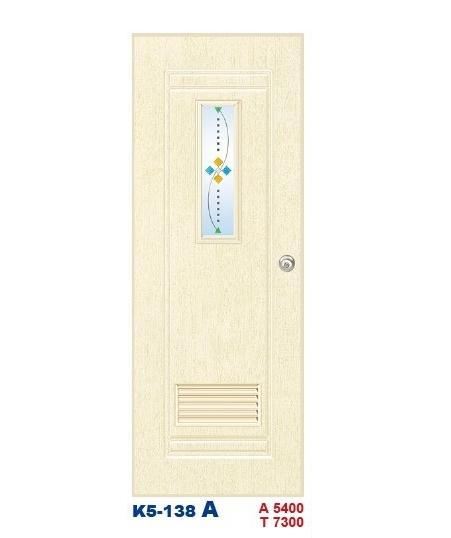 浴廁門-塑鋼門K5-138A
