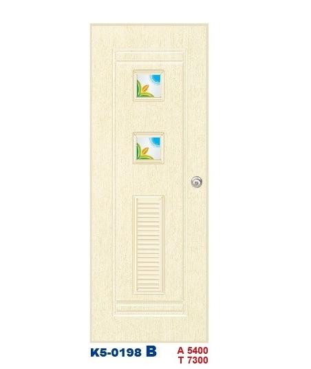 浴廁門-塑鋼門K5-0198B