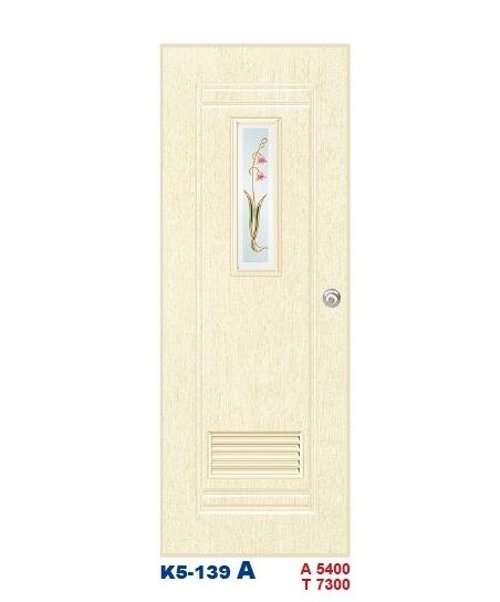 浴廁門-塑鋼門K5-139A