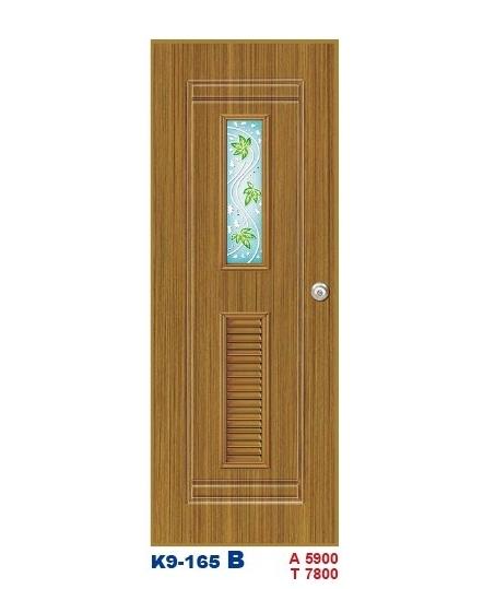 浴廁門-塑鋼門K9-165B