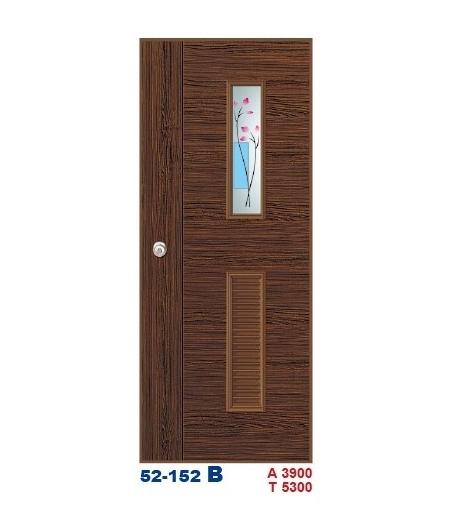 浴廁門 波音塑鋼門52-152 B