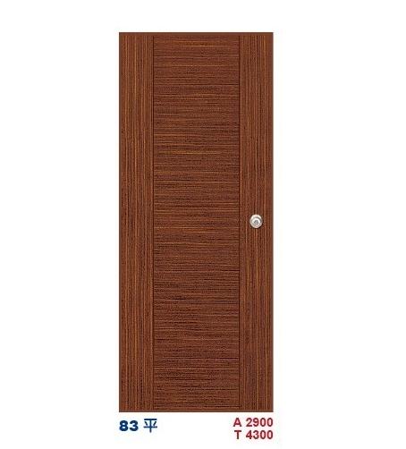 房間門 波音塑鋼門83 平