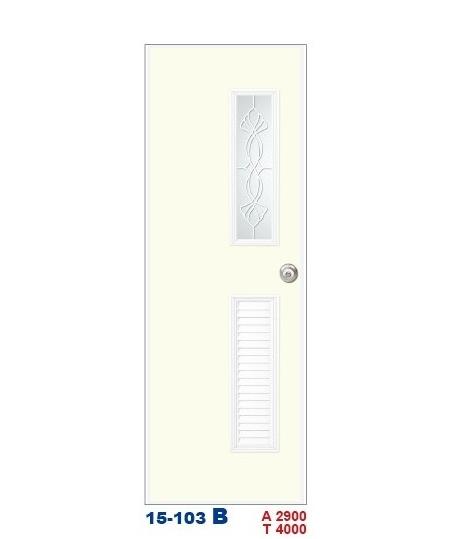 浴廁門  15-103 B