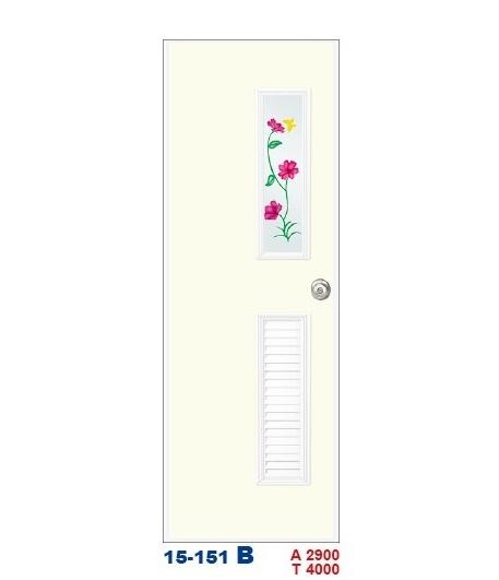 浴廁門  15-151 B