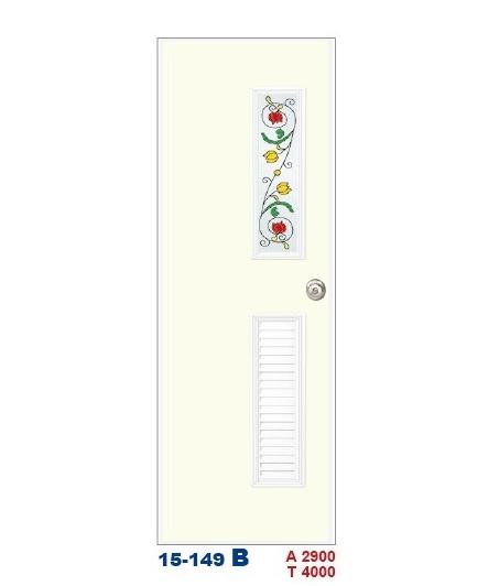 浴廁門  15-149 B
