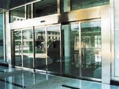 自動玻璃門-1
