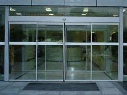 自動玻璃門-2
