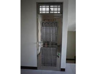 防盜鐵門-1