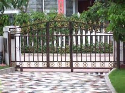 庭院門-6
