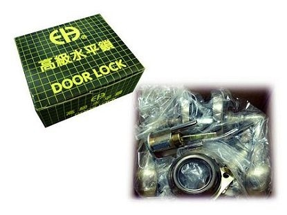 EH 青銅色水平鎖