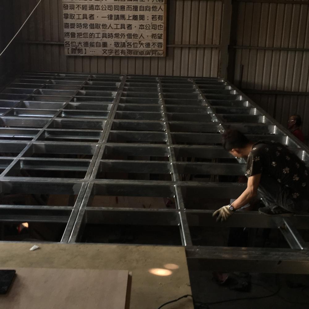 樓層板工程