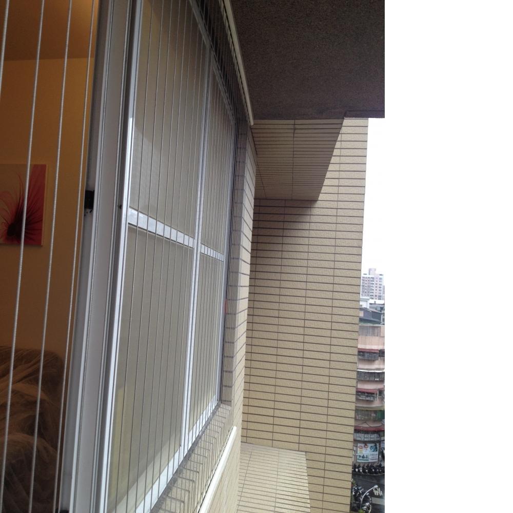 隱型鐵窗安裝施工 實