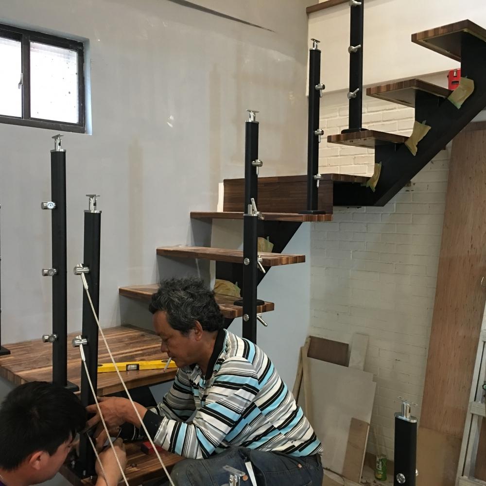 樓梯扶手安裝工程 實