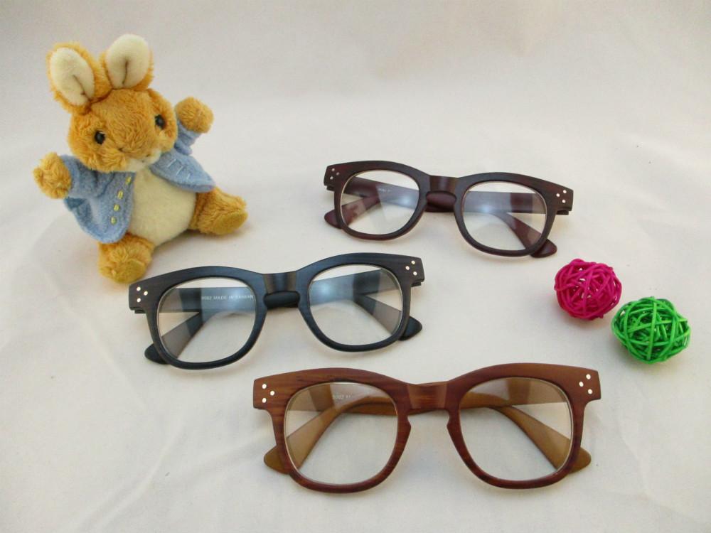 皮革眼鏡-9082
