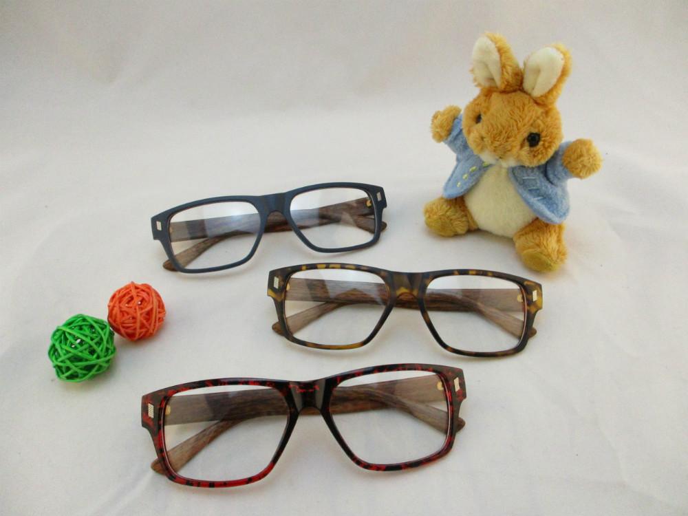 皮革眼鏡-9002