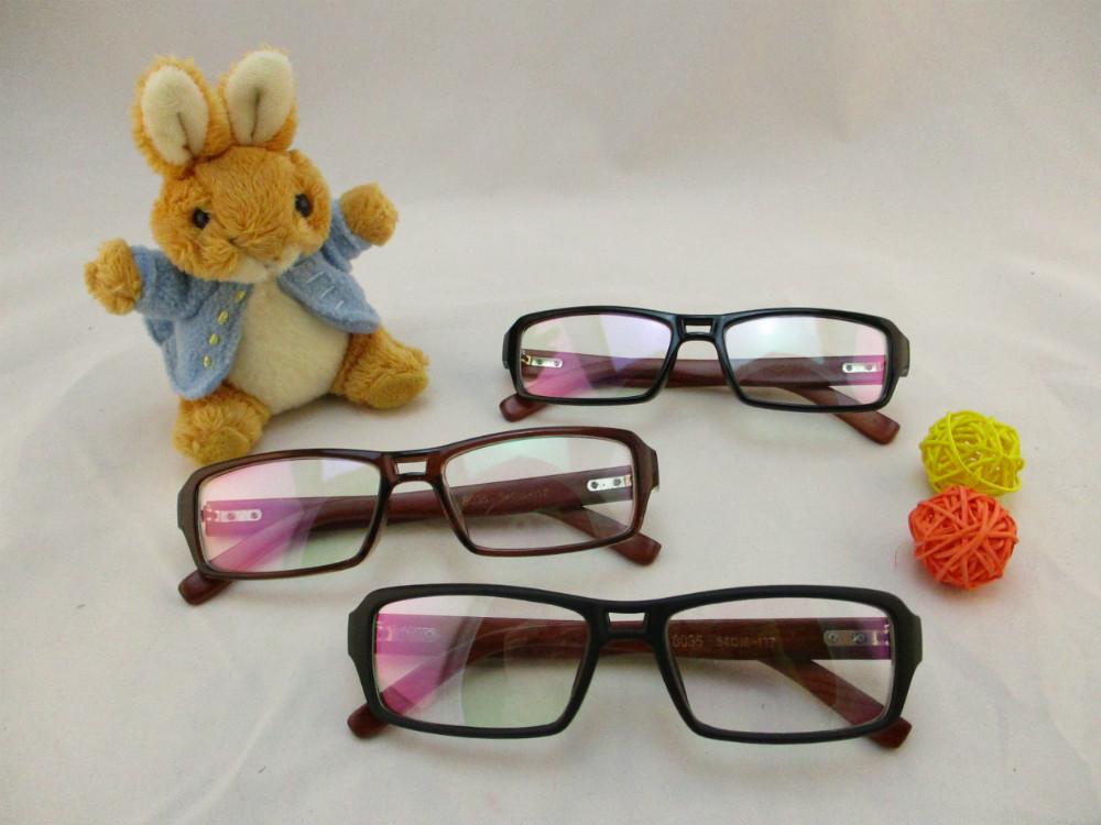 皮革眼鏡-8035