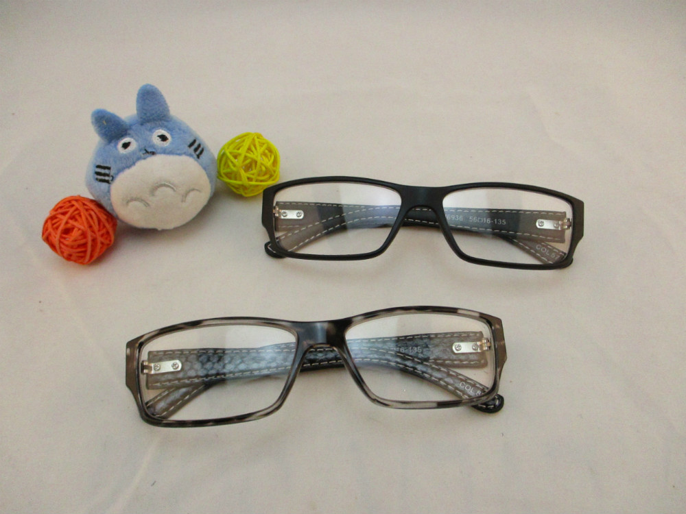 皮革眼鏡-6936