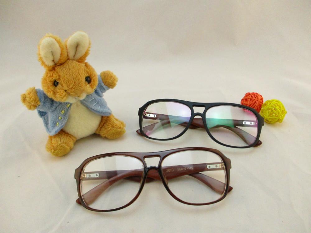 皮革眼鏡-3010
