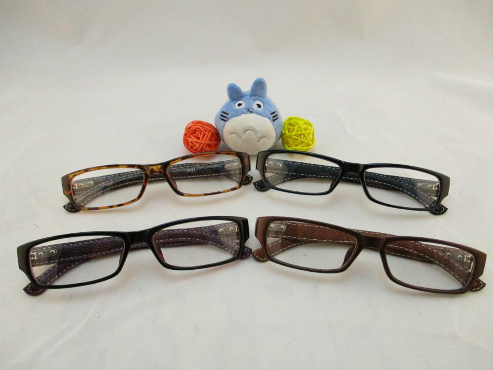 皮革眼鏡-2121