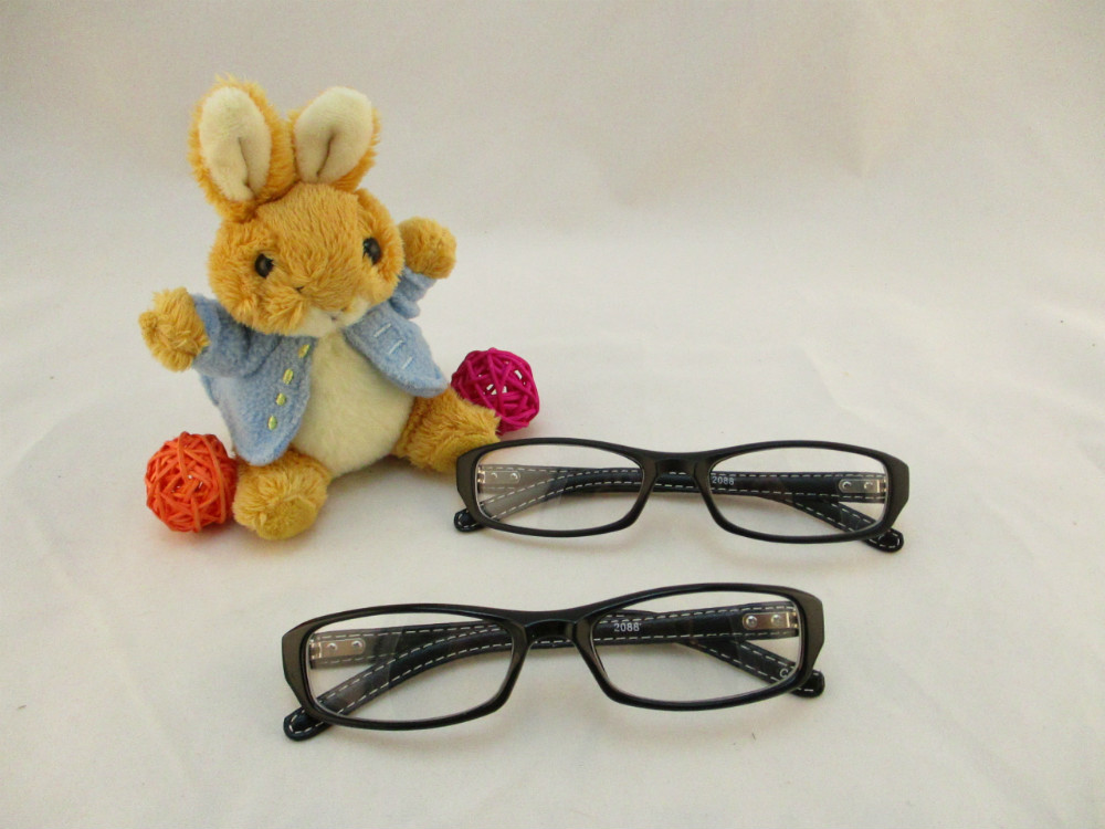 皮革眼鏡-2088