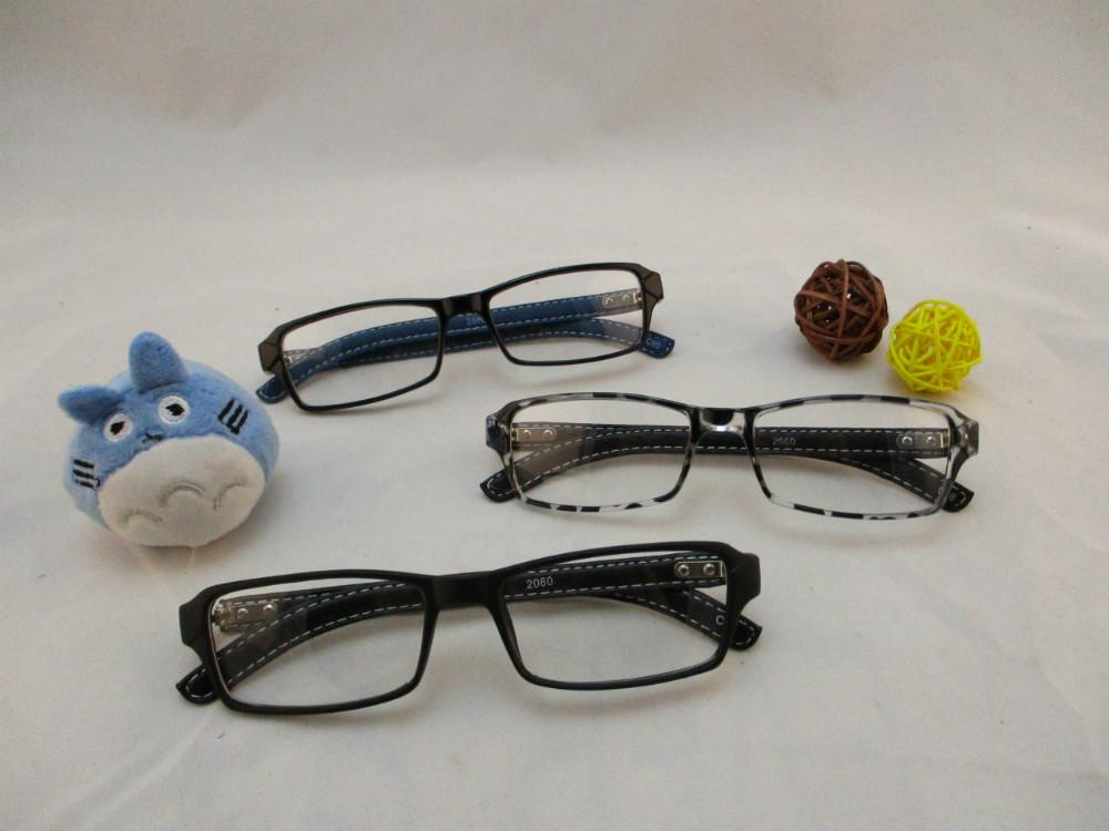 皮革眼鏡-2060