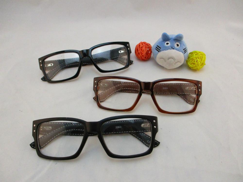 皮革眼鏡-2083