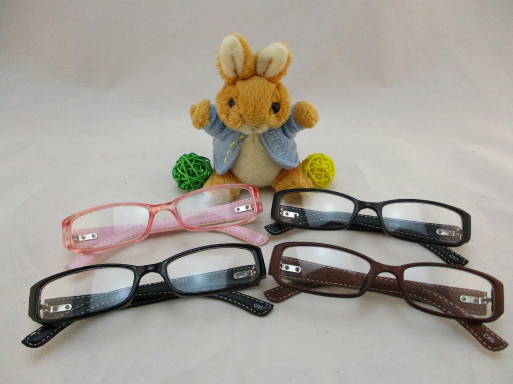 皮革眼鏡-2038