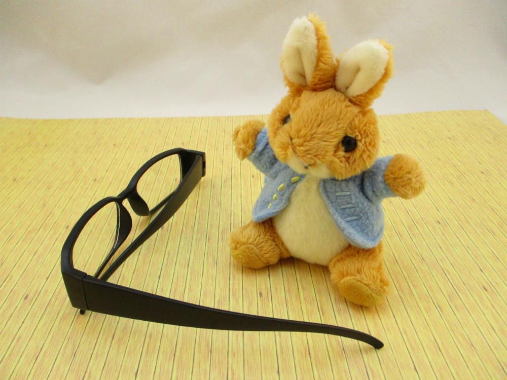 膠框平光眼鏡-2715